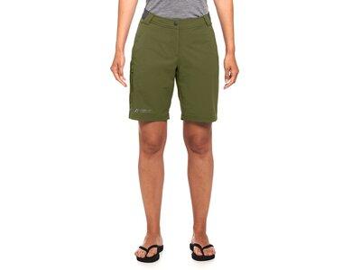MAIER SPORTS Damen Bermuda Norit Short Grün