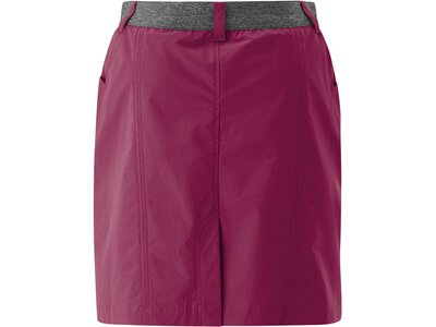MAIER SPORTS Damen Rock Norit Skirt Lila