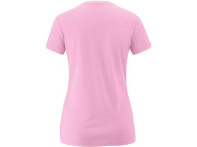 MAIER SPORTS Damen Shirt 1/2 Arm Trudy Pink