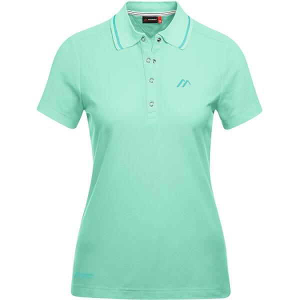 MAIER SPORTS Damen Poloshirt Comfort Polo W