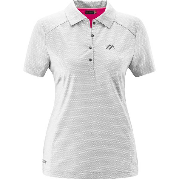 MAIER SPORTS Damen Poloshirt Pandy