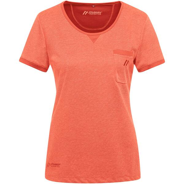 MAIER SPORTS Damen Shirt Clare Dual