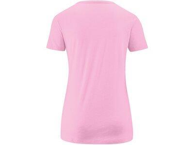 MAIER SPORTS Damen Shirt 1/2 Arm Deer Head Pink