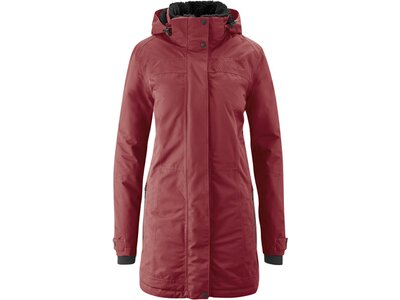 MAIER SPORTS Damen Mantel Lisa 2.1 Rot