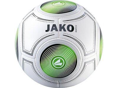 JAKO Ball Trainingsball Match Grau