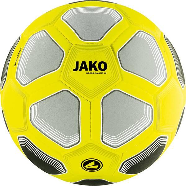 JAKO Ball Indoor Classico 3.0 Gelb
