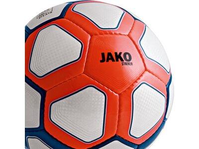 JAKO Trainingsball Striker Blau