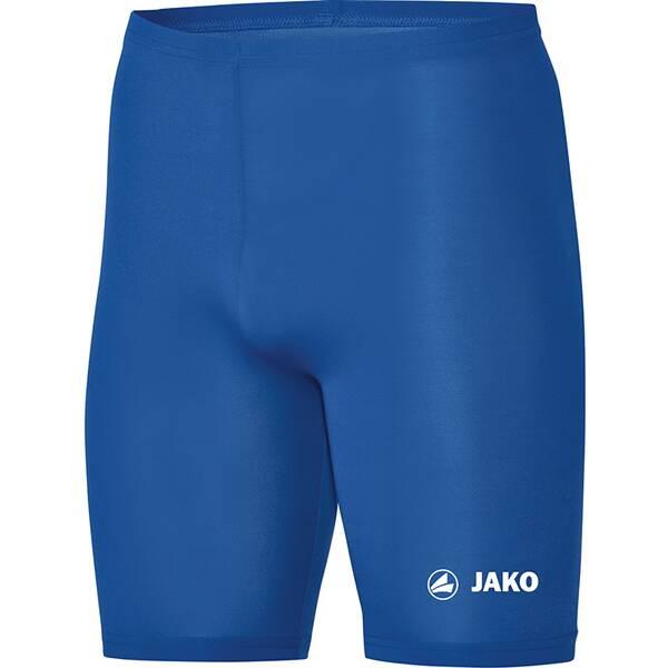 JAKO Herren Shorts Tight Basic 2.0 Blau