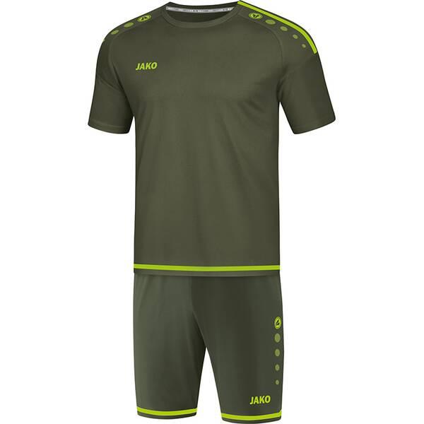 JAKO Herren Intersport Trikotset Striker 2.0 | Sportbekleidung > Trikots > Sonstige Trikots | Khaki | JAKO