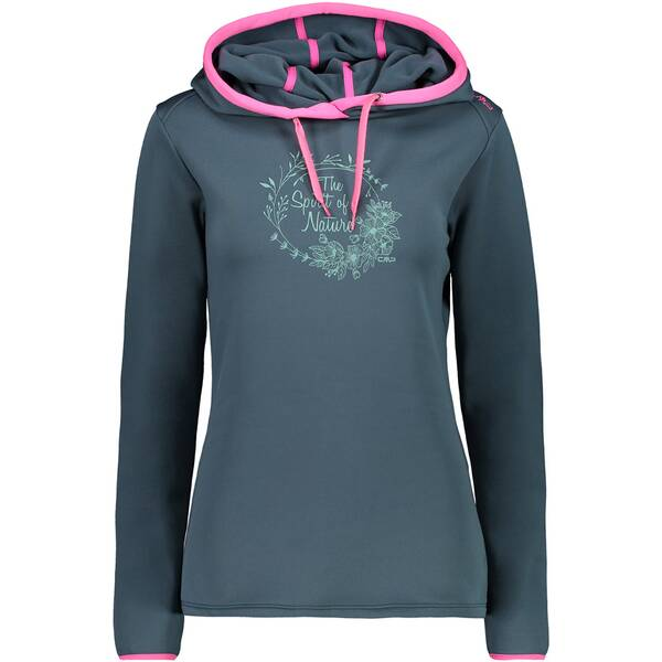 CMP Damen FIX HOOD SWEAT