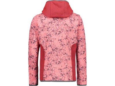 CMP Kinder Kapuzensweat Pink