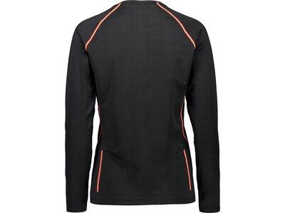 CMP Damen Shirt Schwarz