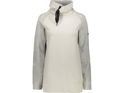 CMP Damen Sweatshirt Silber