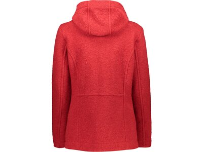 CMP Damen Kapuzensweat Rot