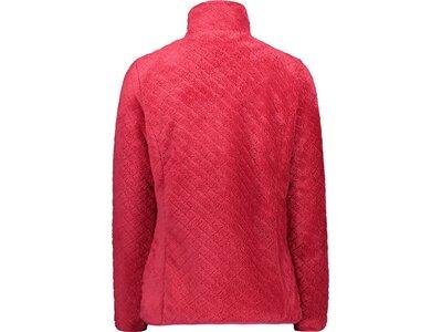 CMP Damen Unterjacke Rot