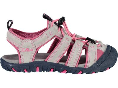 CMP Kinder Multifunktionsslipper KIDS SAHIPH LEATHER HIKING SANDAL Pink