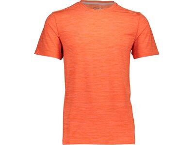 CMP Herren T-SHIRT Orange