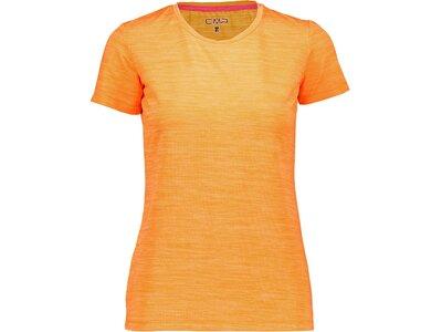 CMP Damen T-Shirt Gold