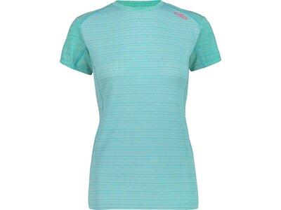 CMP Damen T-Shirt Blau
