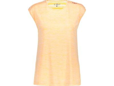 CMP Damen T-Shirt Braun