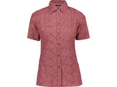 CMP Damen Shirt Rot