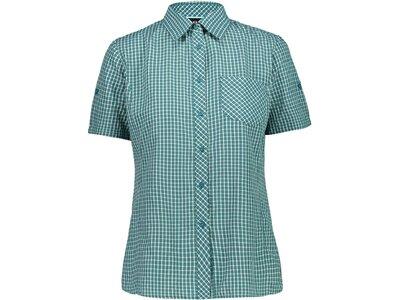 CMP Damen Shirt Grün