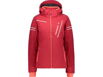 CMP Damen Jacke Rot