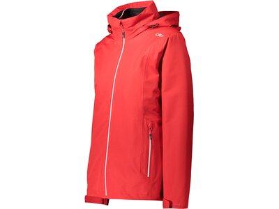 CMP Damen Pullover Rot