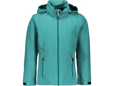 CMP Kinder JACKET ZIP HOOD Blau