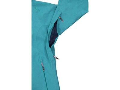 CMP Damen Kapuzensweat Blau