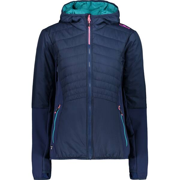 CMP Damen JACKET FIX HOOD