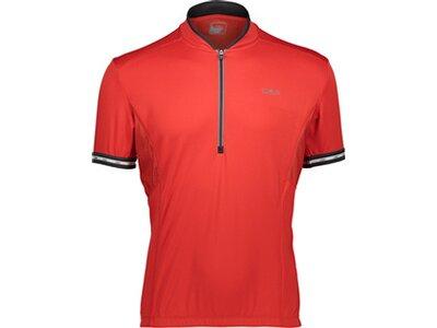 CMP Herren T-Shirt BIKE Rot