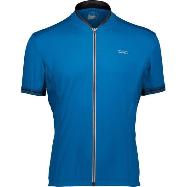 CMP Fahrrad-Trikot NERO | Sportbekleidung > Trikots > Fahrradtrikots | Polyester | CMP
