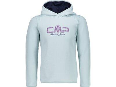 CMP Kinder Sweatshirt GIRL SWEAT FIX HOOD Silber