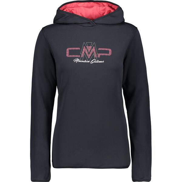 CMP Damen Sweatshirt WOMAN SWEAT FIX HOOD