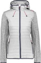 CMP Damen JACKET FIX HOOD HYBRID