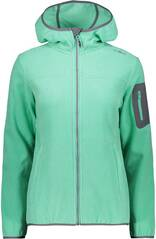 CMP Damen Sweatshirt WOMAN JACKET FIX HOOD