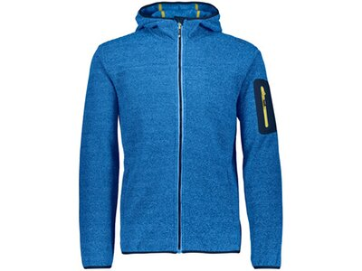 CMP Herren Outdoorjacke MAN JACKET FIX HOOD Blau