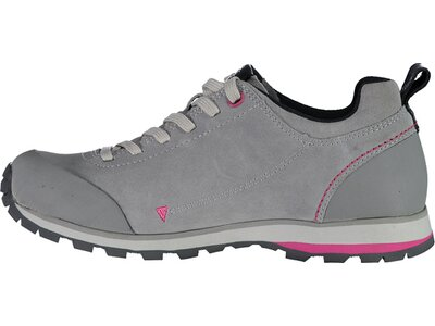 CMP Damen Wanderschuhe ELETTRA LOW WMN HIKING SHOE WP Grau