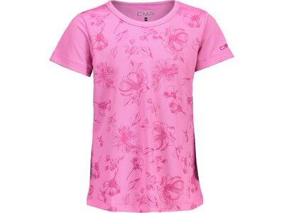 CMP Kinder T-Shirt Pink