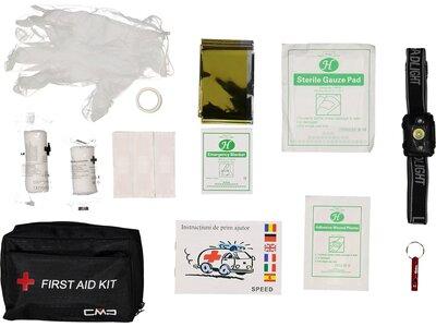 CMP Erste-Hilfe-Kit Schwarz