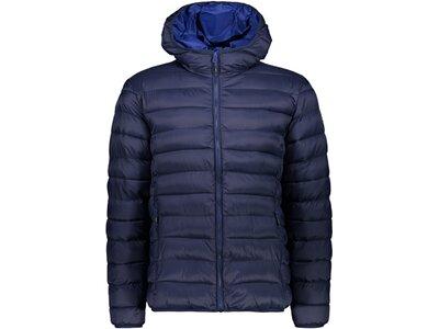 """CMP Herren Jacke """"Mans Jacket Fix Hood"""" Blau"""