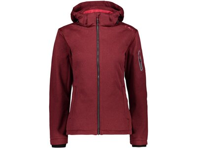 """CMP Damen Outdoorjacke """"Woman Jacket Zip Hood"""" Rot"""