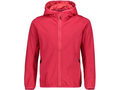 "CMP Mädchen Outdoorjacke ""Girl Jacket Fix Hood"" Rot"