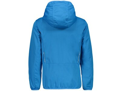 CMP Kinder Softshell-Jacke BOY JACKET FIX HOOD Blau