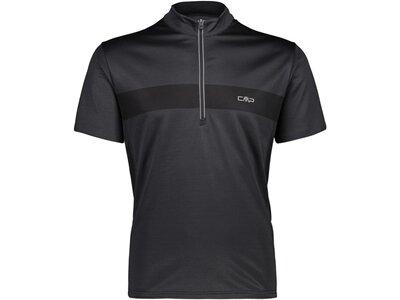 CMP Herren T-Shirt FREE BIKE Grau