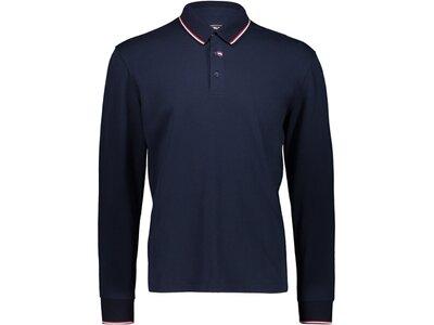 CMP Herren Poloshirt Blau