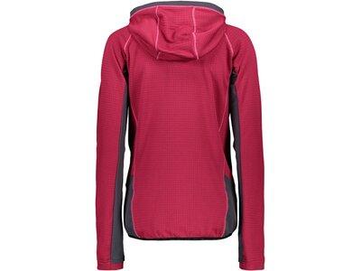 CMP Damen Sweatshirt WOMAN JACKET Pink