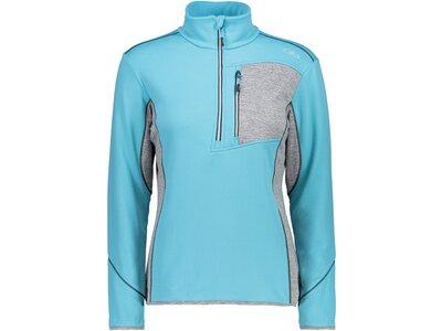 CMP Damen Sweatshirt WOMAN SWEAT Blau