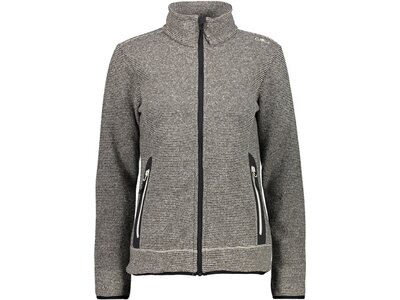CMP Damen Unterjacke WOMAN JACKET Grau